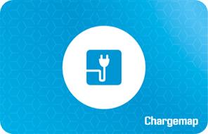 carte Chargemap, recharge de véhicules électrique
