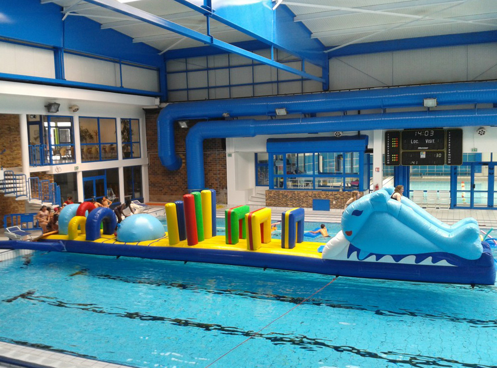 piscine de Val-de-Reuil des animations pour les enfants