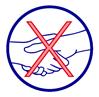 Gestes barrieres : Saluez sans se serrer la main, évitez les embrassades